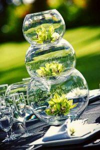 staklene kugle cveće