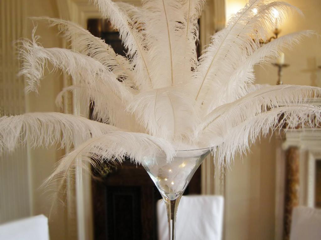 martini vaze perije