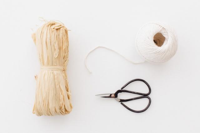 hula suknja rafija