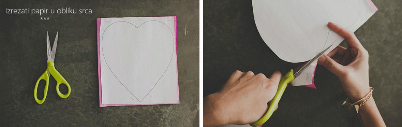 green centar ruza od papira 2